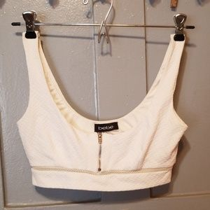 Tops - Bebe Bra Top